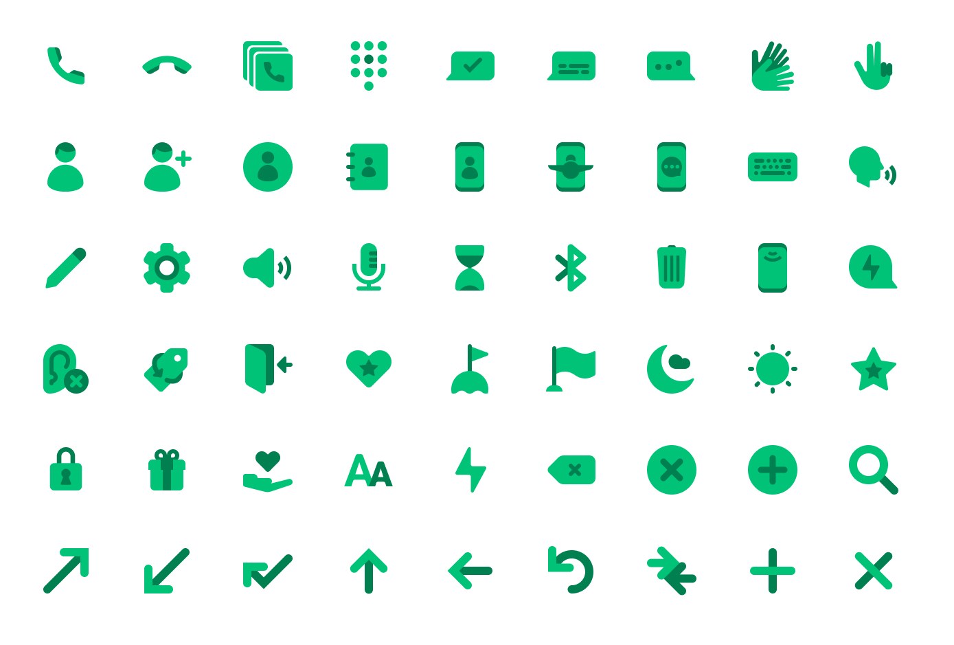 Duotone-icons-complete-set